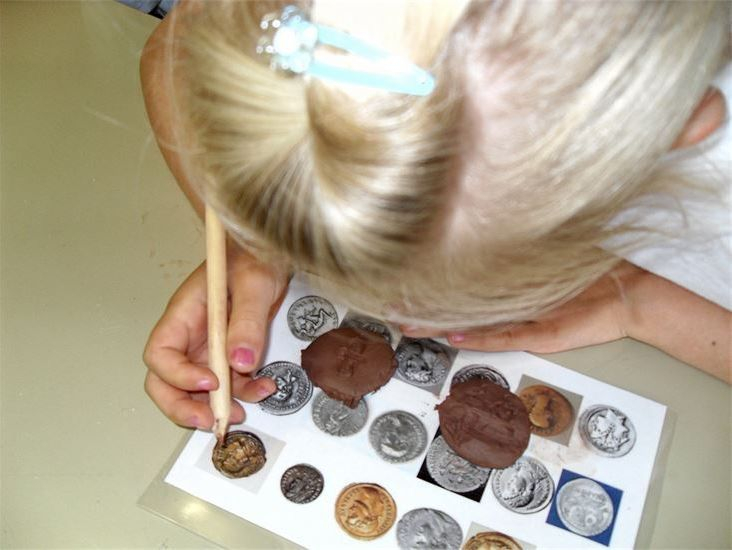Roman workshop for primary schools ks1 ks2