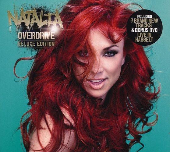 Natalia NO1 album art work Universal Belgium