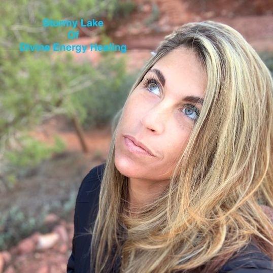 Stormy Lake, Author, Entrepreneur, Spiritual Healer,  Advanced Energy Medicine Mastery