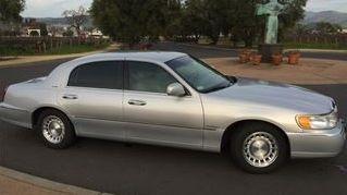 Lincoln XL Sedan