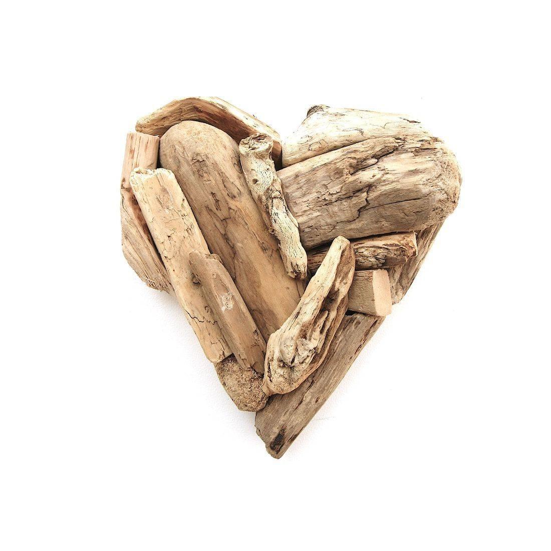 Driftwood Heart 7