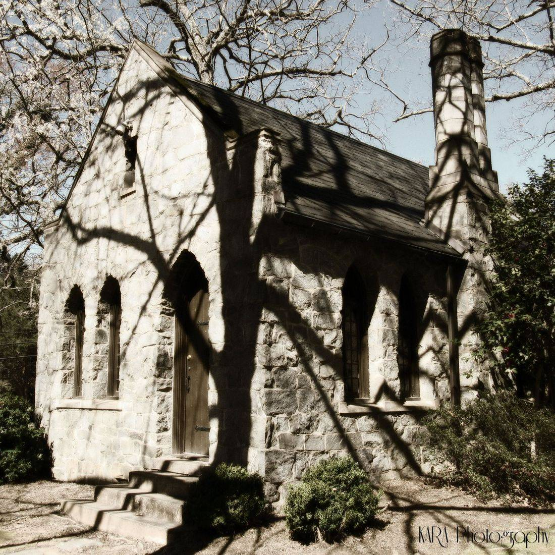 St. Francis, Episcopal, Church, Rutherfordton, North Carolina, 1899