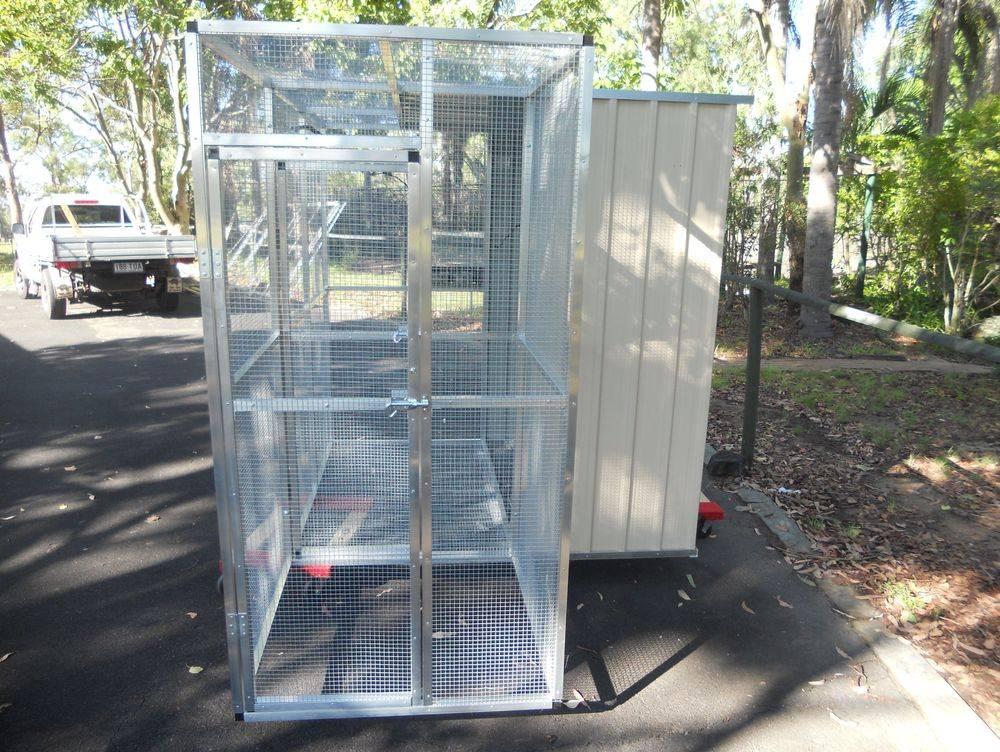 Bird Aviaries, made to order, Brisbane, Qld