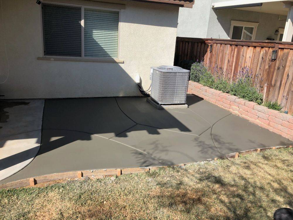 Concrete Installation, Cherry Valley CA, My Google Business