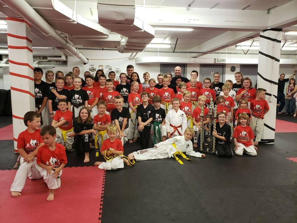 Stonetown Karate Blog page