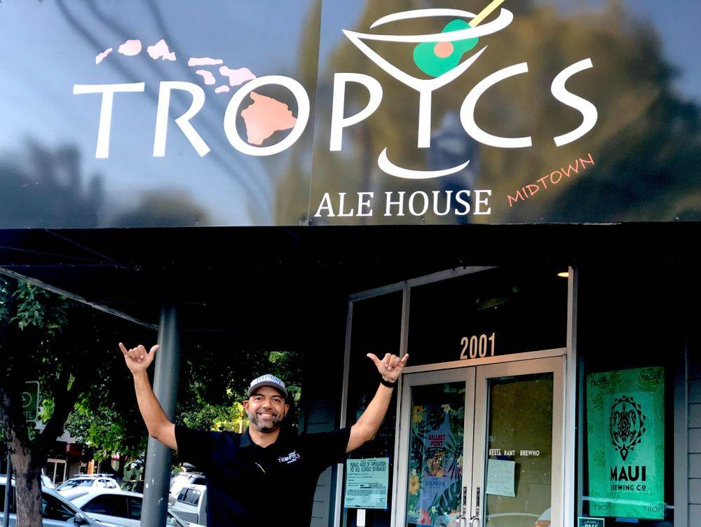 Tropics Ale House Midtown