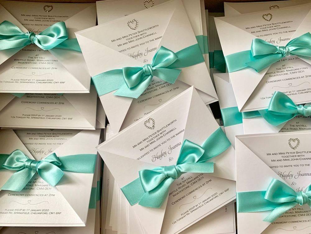 Tiffany Style invites