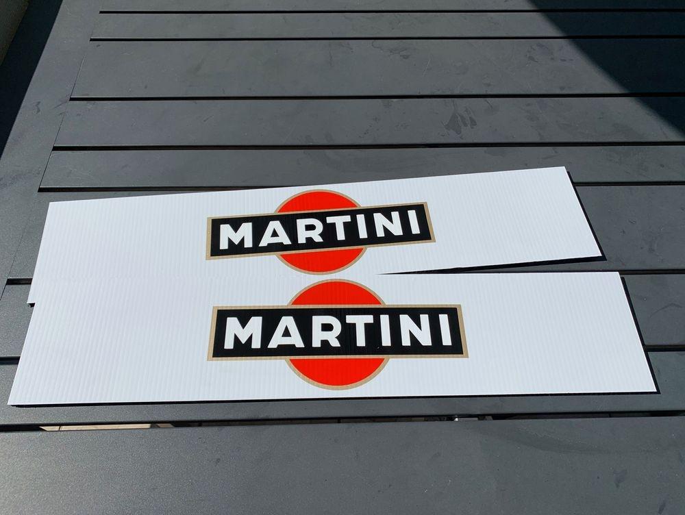 Cache plaque perso martini Finistère Quimper Breizh Custom Wraps Briec