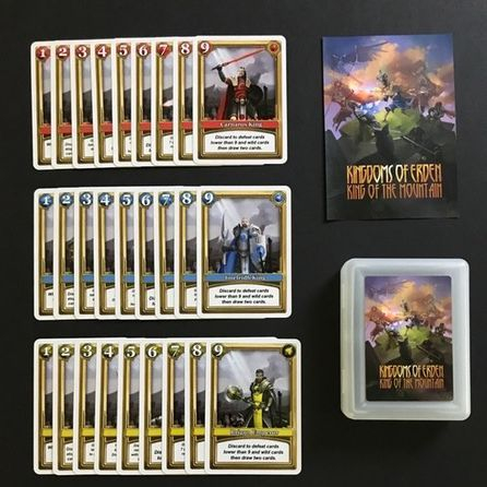 deck building card game