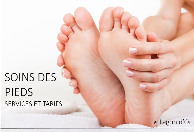 soin des pieds pédicure feet care vernis french francais shellac Esthétique esthetics estheticienne  gatineau le lagon d'or lelagondor