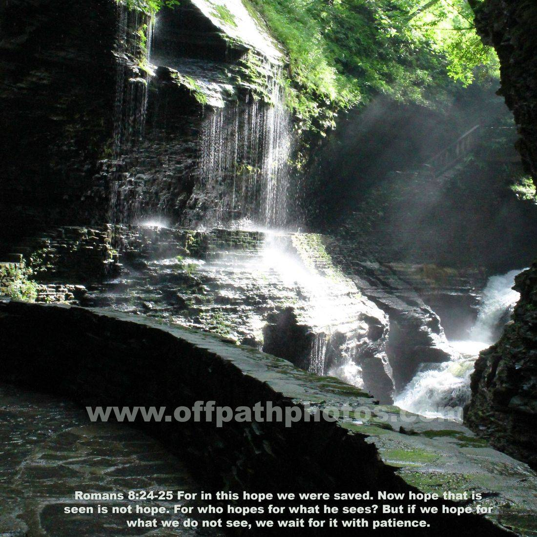 photography, nature, waterfalls, forest, cliffs, path, hiking, scenic, summer