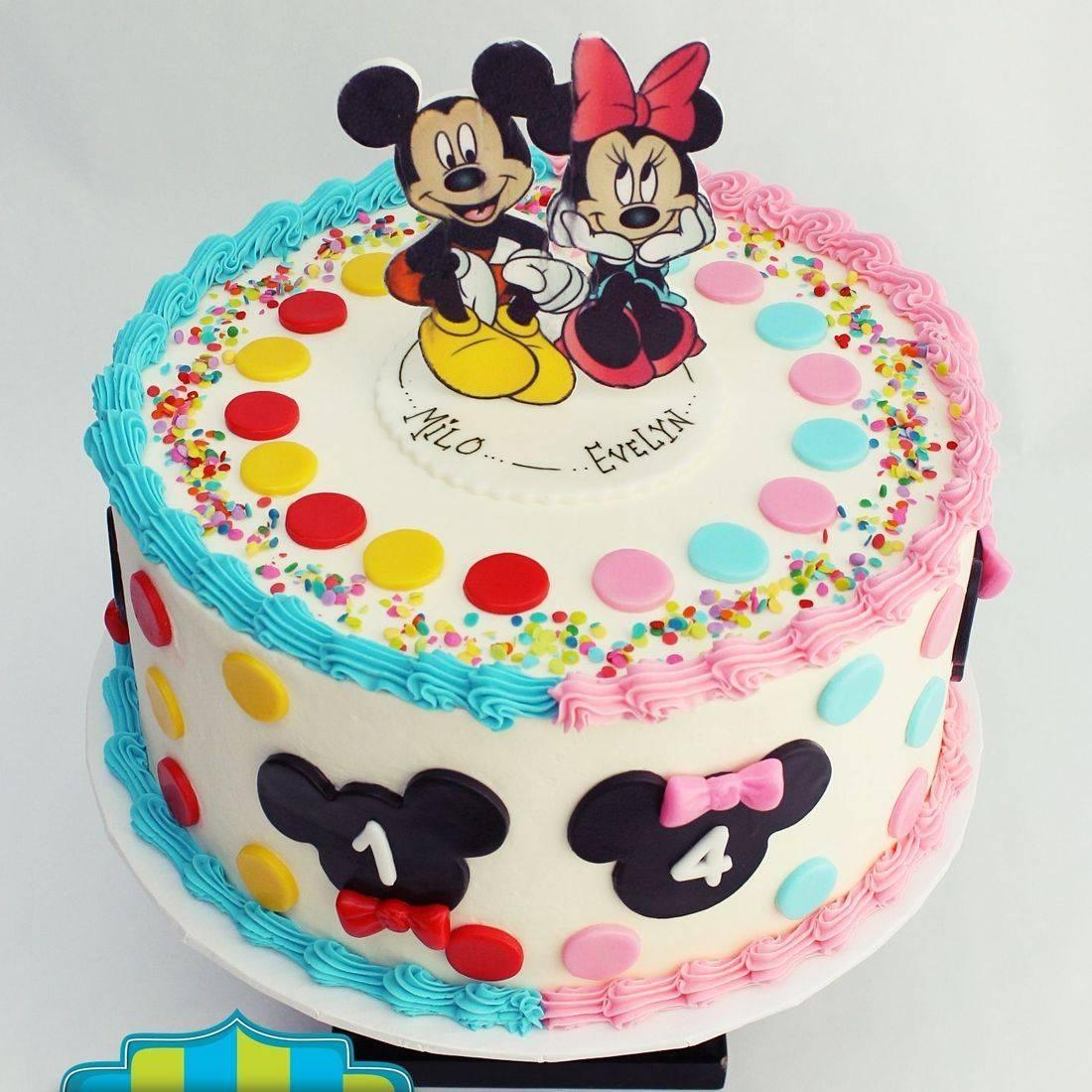 Minnie Mickey stylized cakes milwaukeeRetirement Fishing Cake