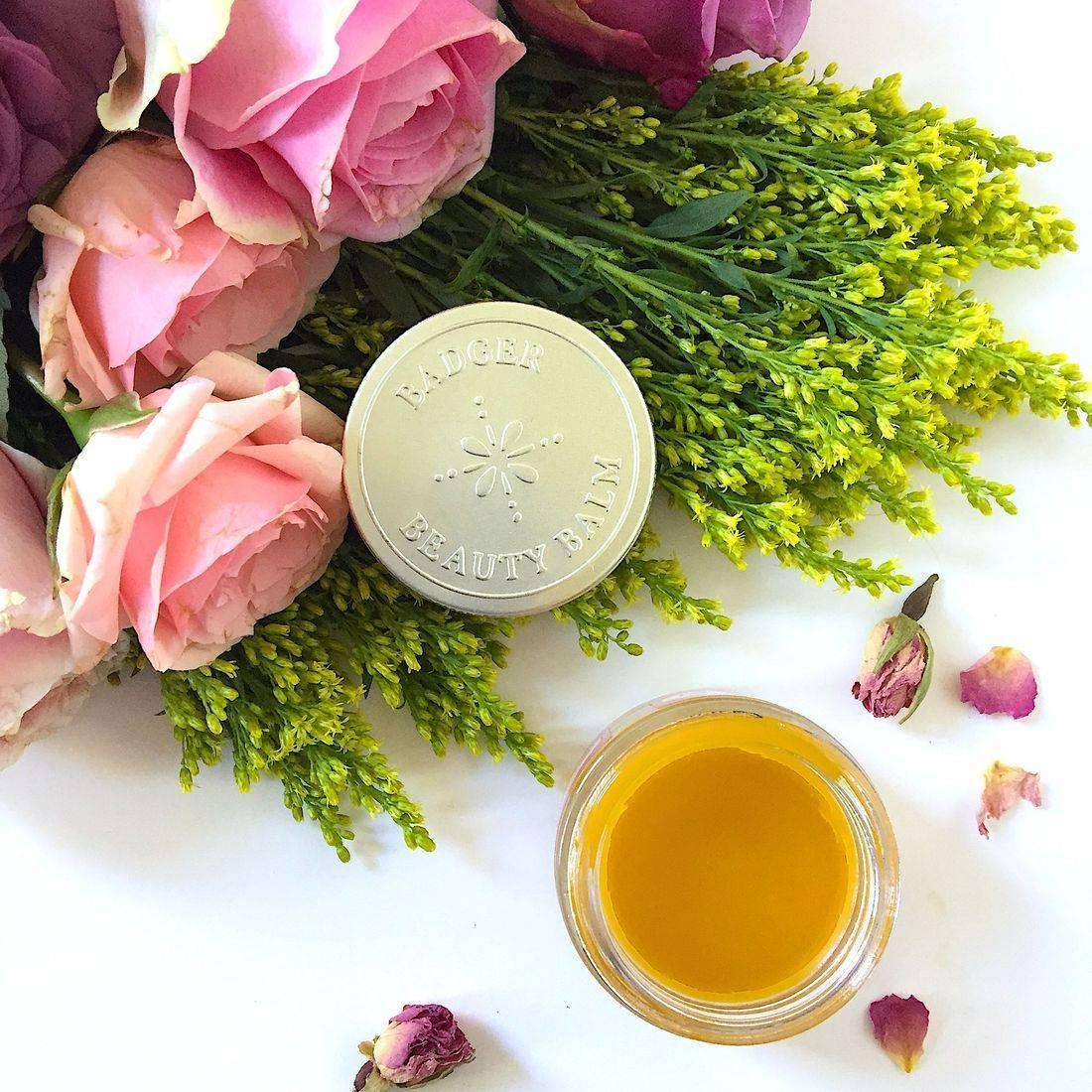 damascus rose beauty balm, rosepost box, clean beauty box, rose beauty, rose skincare, rose serum, rose mist, rose box gift