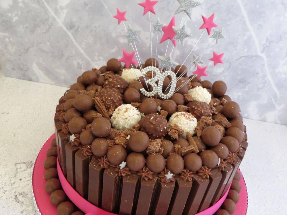 Chocolate Celebration Cakes