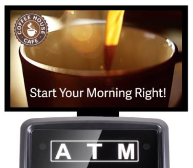 ATM Video Display