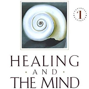 book cover for Healing and the Mind