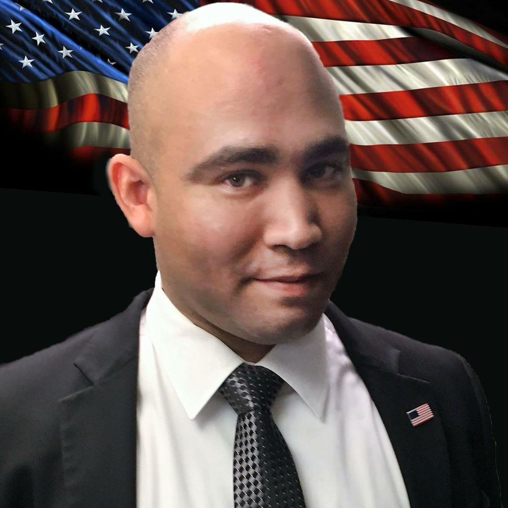 2020 Independent Presidential Candidate, Dennis Diaz