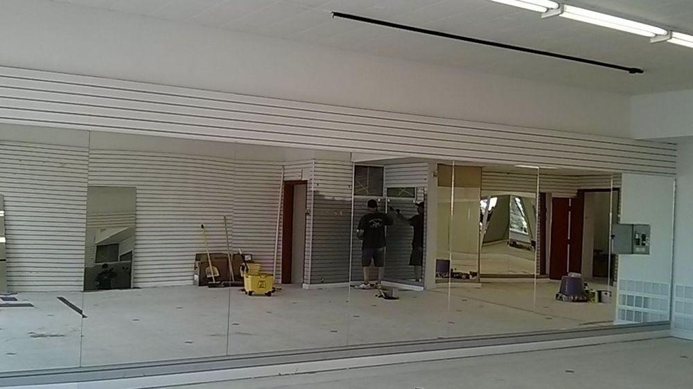 Mirror Walls, Dance, Yoga, Teakwondo Studios, installing Greater Toronto Area.