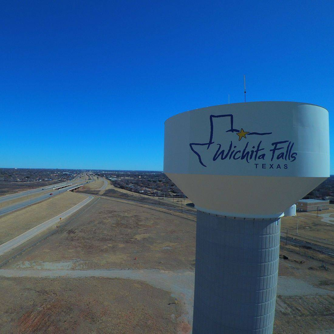 Wichita Falls Water Tower