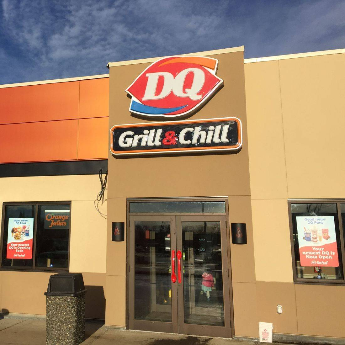 A Dairy Queen store