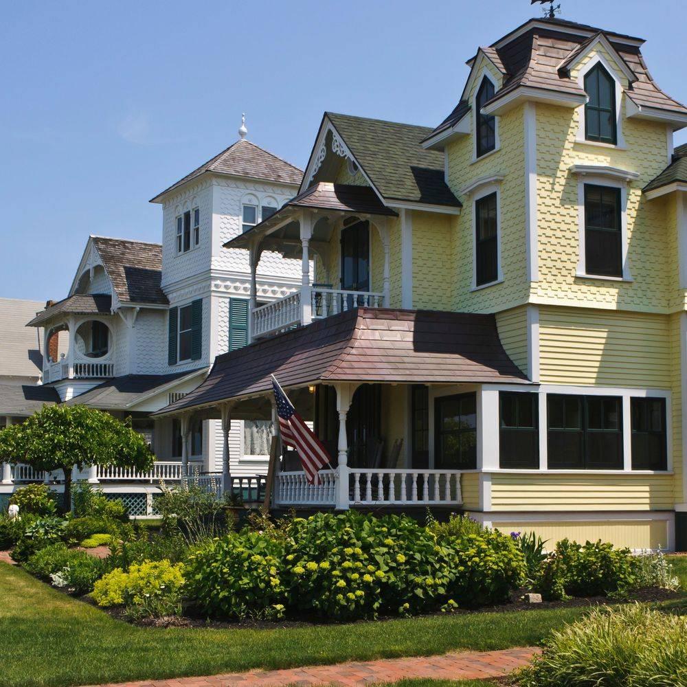 Residential apartment rentals