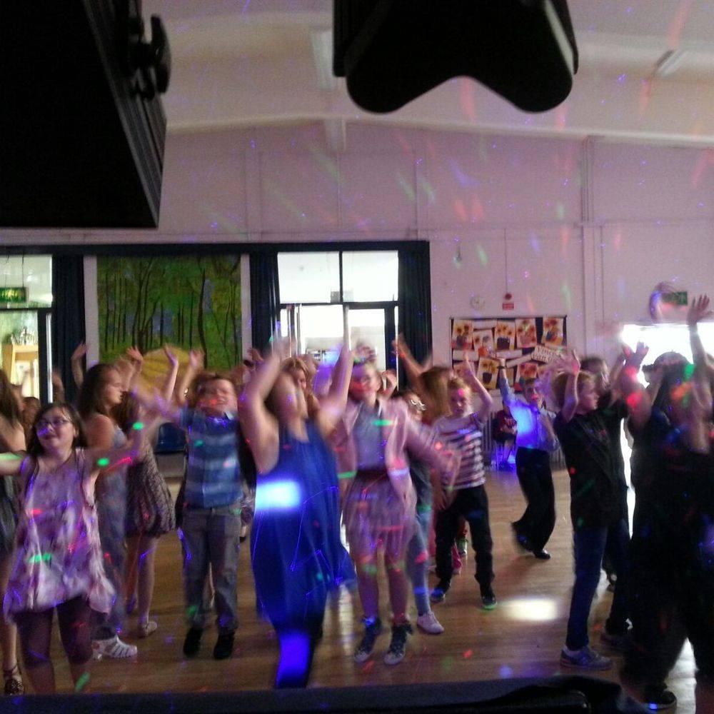 Kids Disco Entertainer