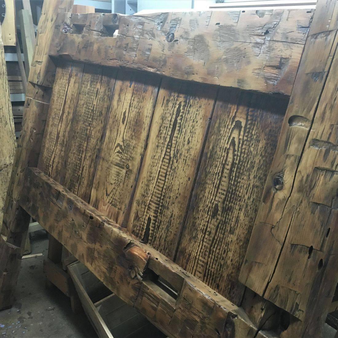 Kitchener Custom Rustic Headboard
