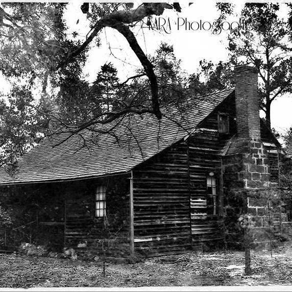 Shaw House, Historic Building, 1820, Southern Pines, NC, Americana