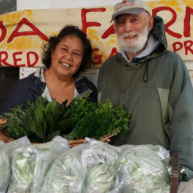 Waimea Midweek Farmers Market Wednesday Farmer