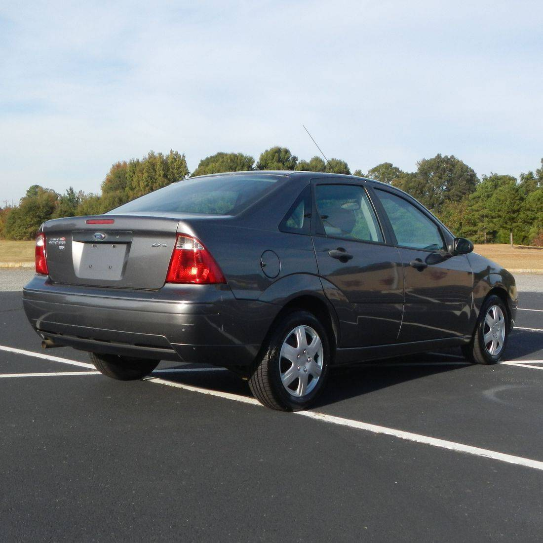 2006 Ford Focus SE ZX4
