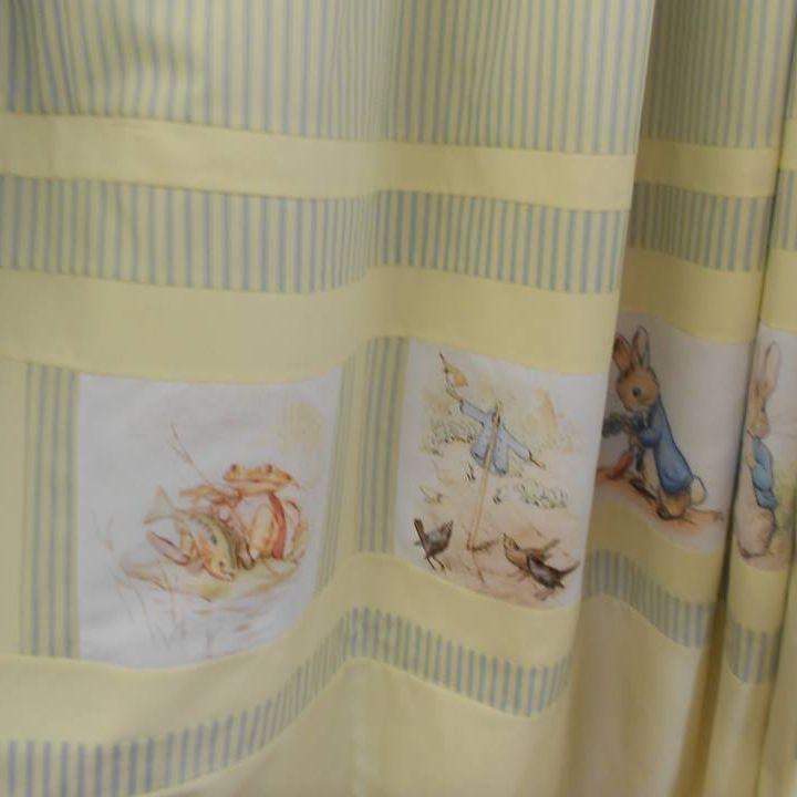 Beatrix Potter Curtains