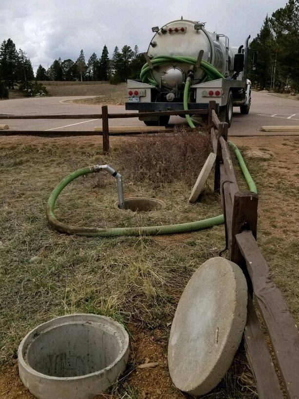 D's septic pumps in teller and el paso county