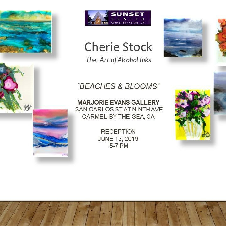 June 2019 Solo Show in Carmel