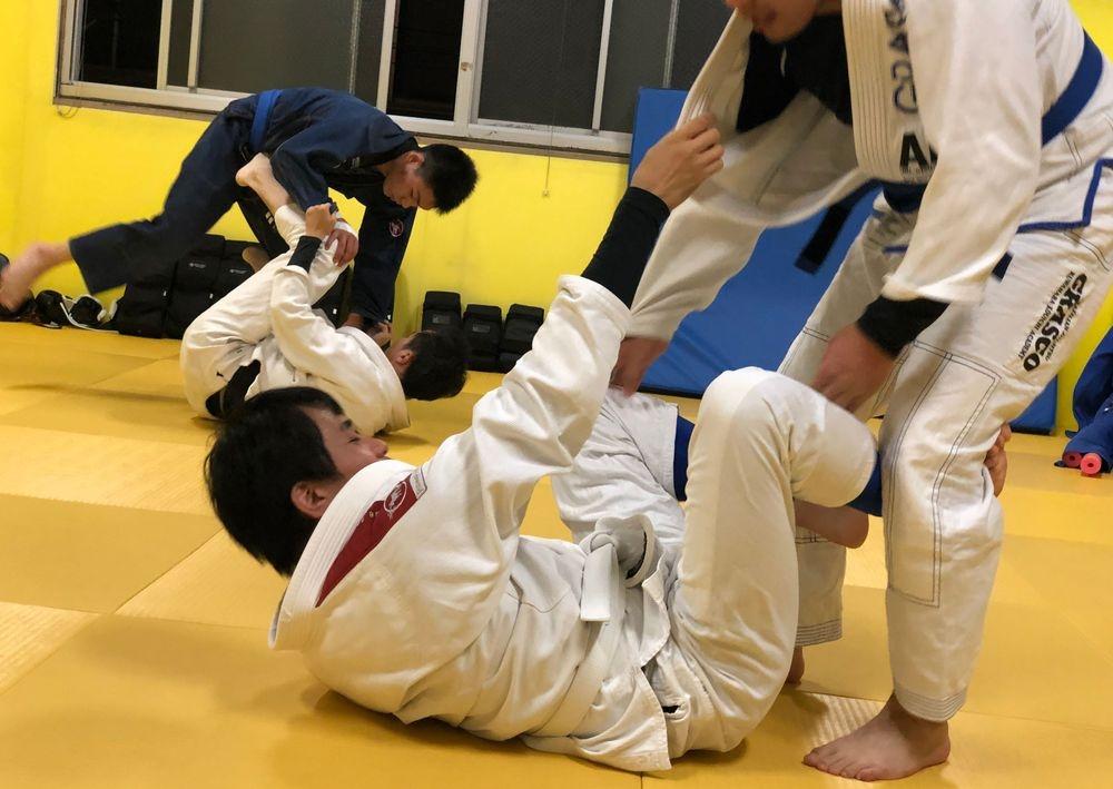 長崎,ブラジリアン柔術,柔術,BJJ,格闘技,