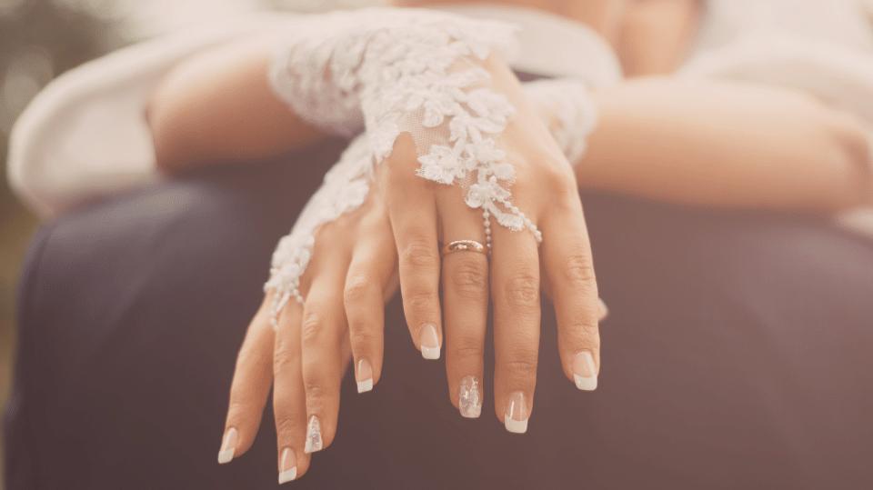 Vielse i kirken, bryllup, vielse