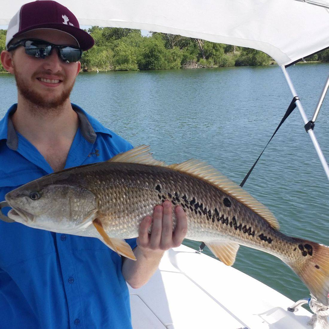 redfish lake fishing, calaveras lake fishing, san antonio fishing