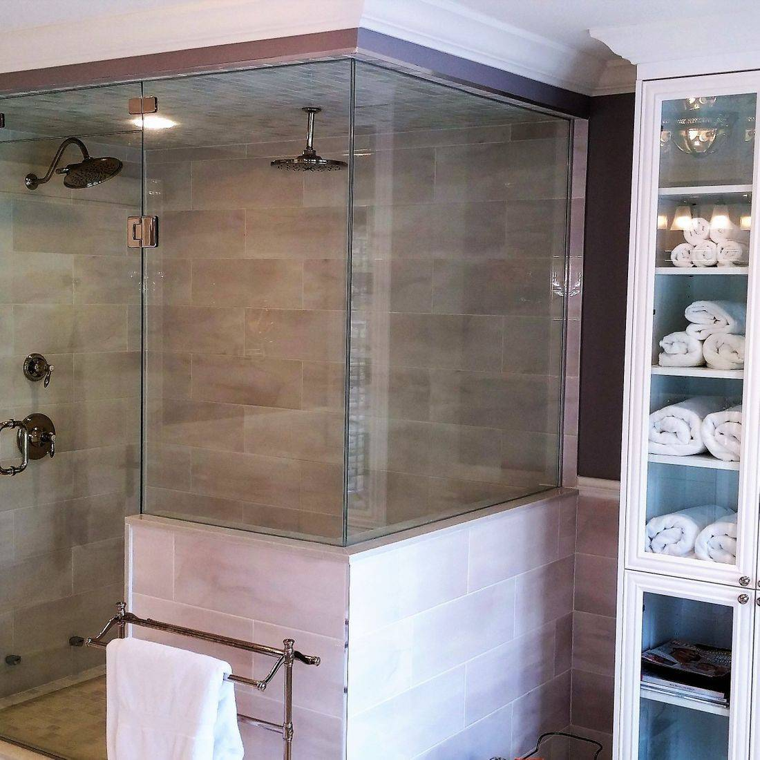 Sibra Kitchens Markham Toronto cabinets bathroom shower