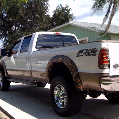 f250 kingranch