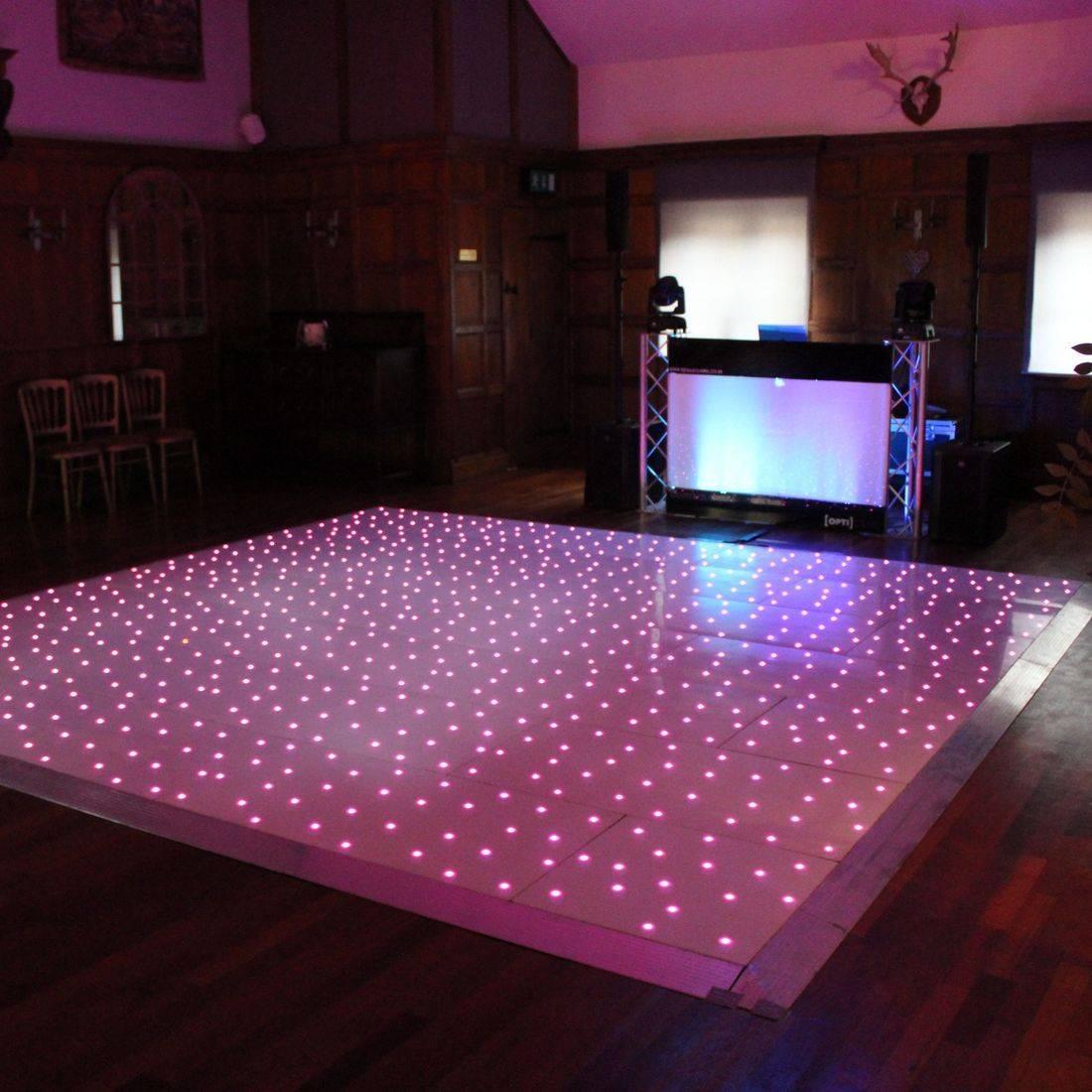 Led Dancefloor and Weddings Worcesterhsire