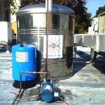Instalaciones de cisternas