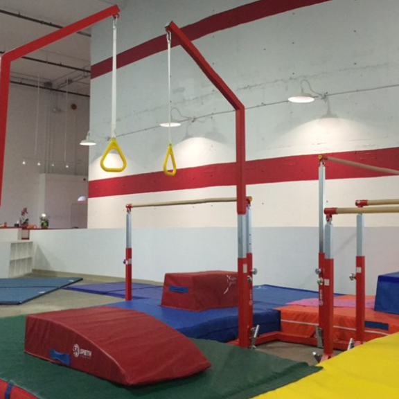 Kids Equipment for Safe Gymnastics in Victoria and Saanich.  Recreational and Competitive!