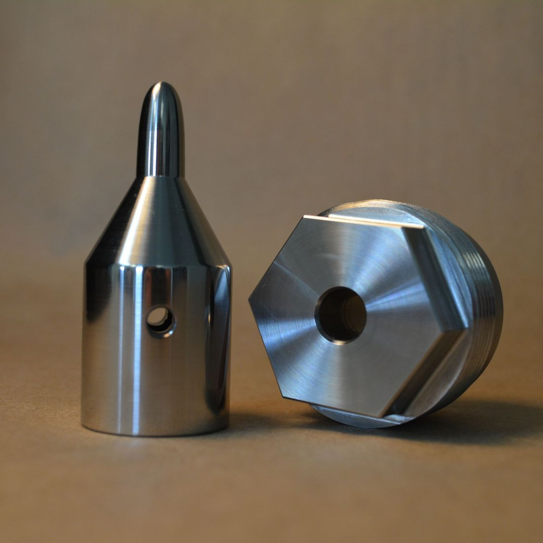 Fisher D-4 with Carbide