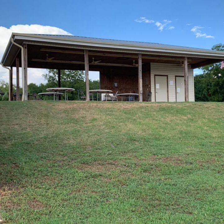 restrooms, patio, grill, Natchitoches,  river view, shelter, picnic