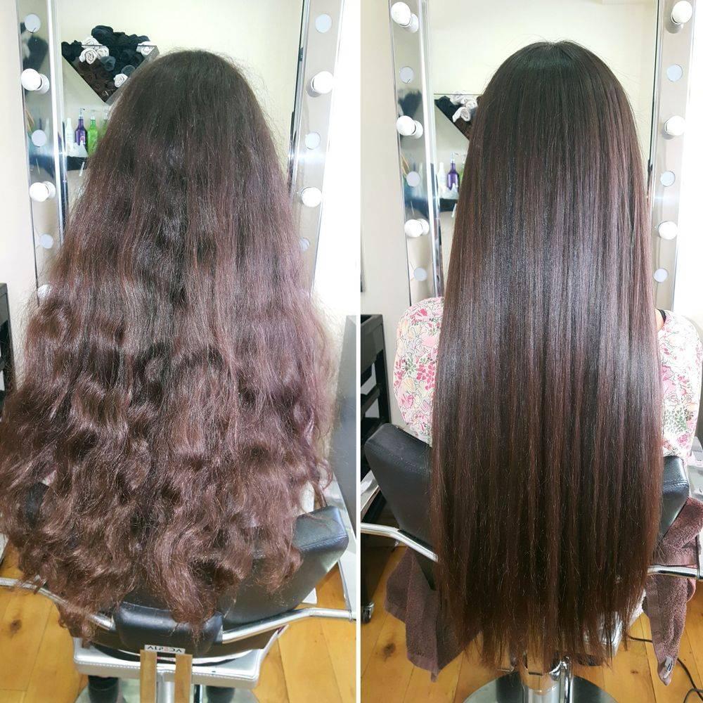hairdresser hair salon north London Tottenham blow dry curly stylist