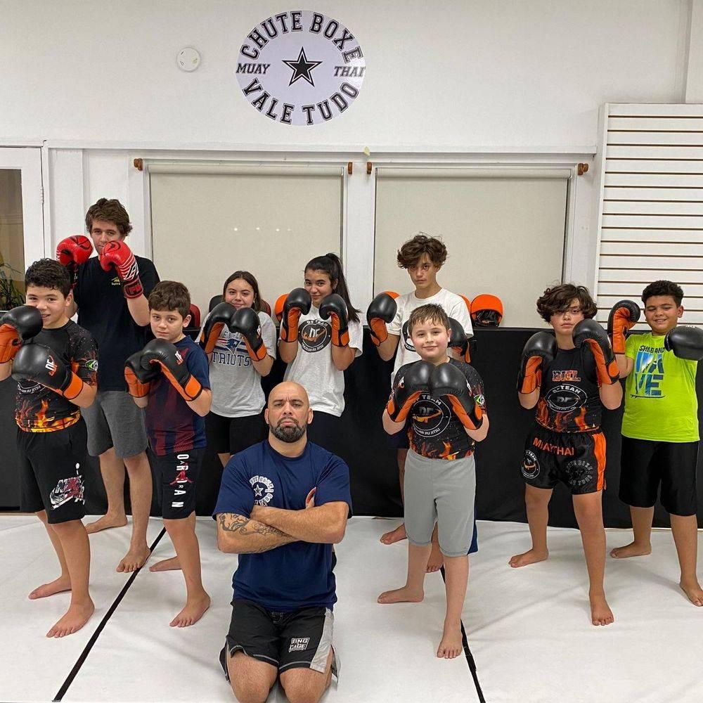 Muay Thai Class - DF Fitness - DF Fitness Martial Arts Center - Gloucester, MA
