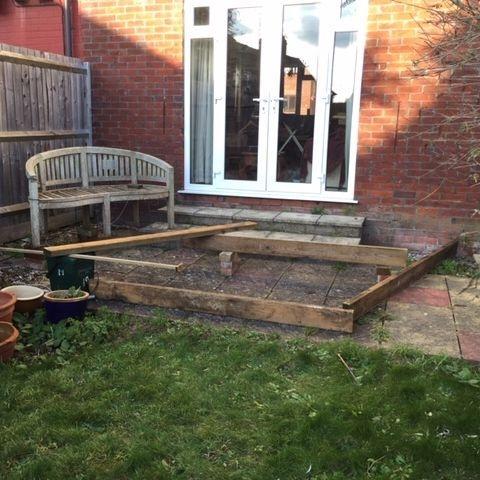 Hampshire garden design advice