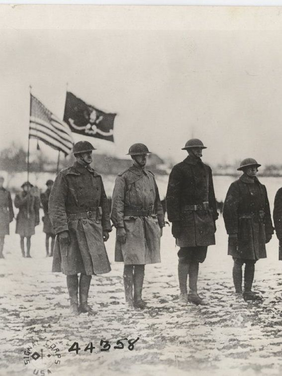 89th Division, WWI, World War One, 314th Engineers, war is my business