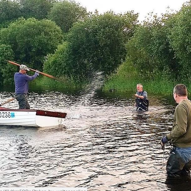 Pimuir boat splash walton