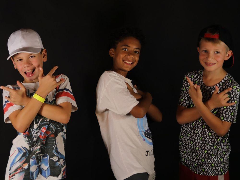 hip hop bambini e ragazzi Arcugnano