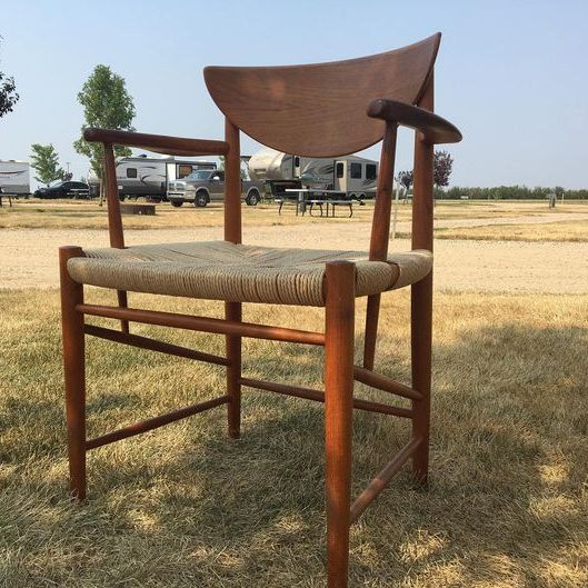 Peter Hvidt Chair 317